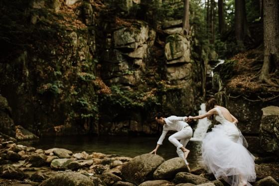 sesja ślubna w górach, albert czyżowicz
