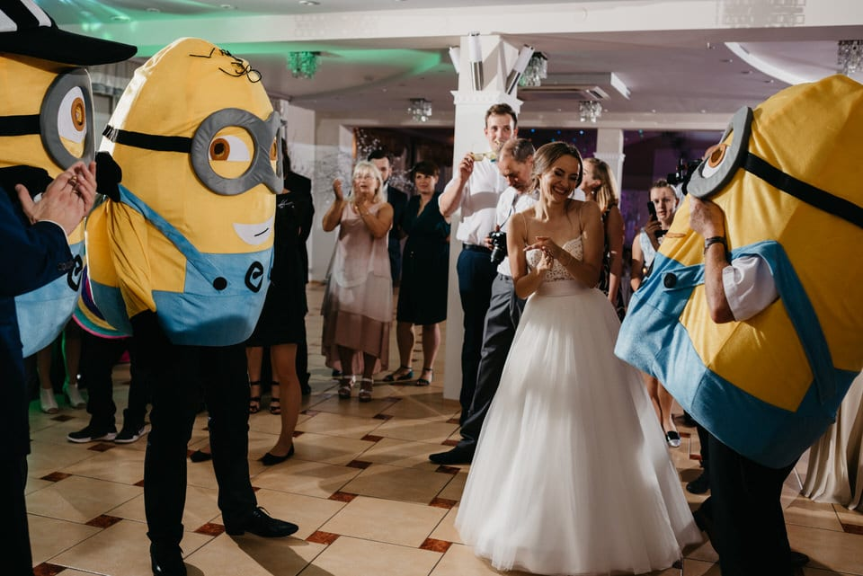 Fotografia ślubna Szczecin, wesele w Lila Park, zawsze najlepsza zabawa z Marcinem Woźnickim,