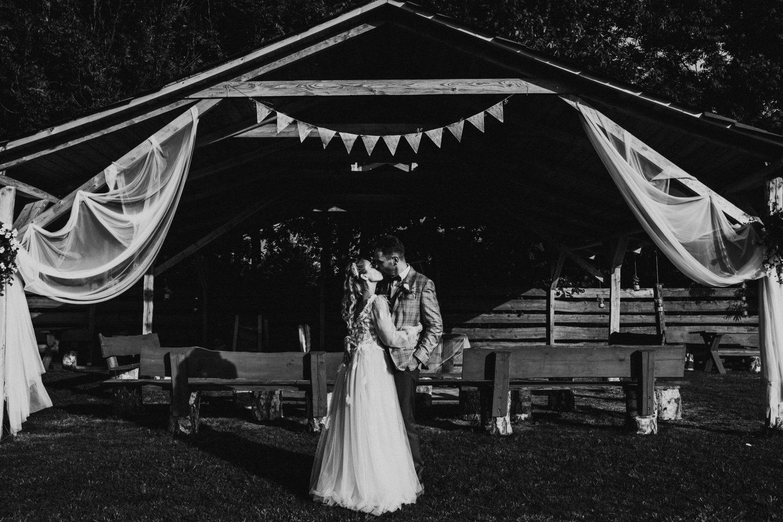 ślub w stylu rustykalnym Szczecin
