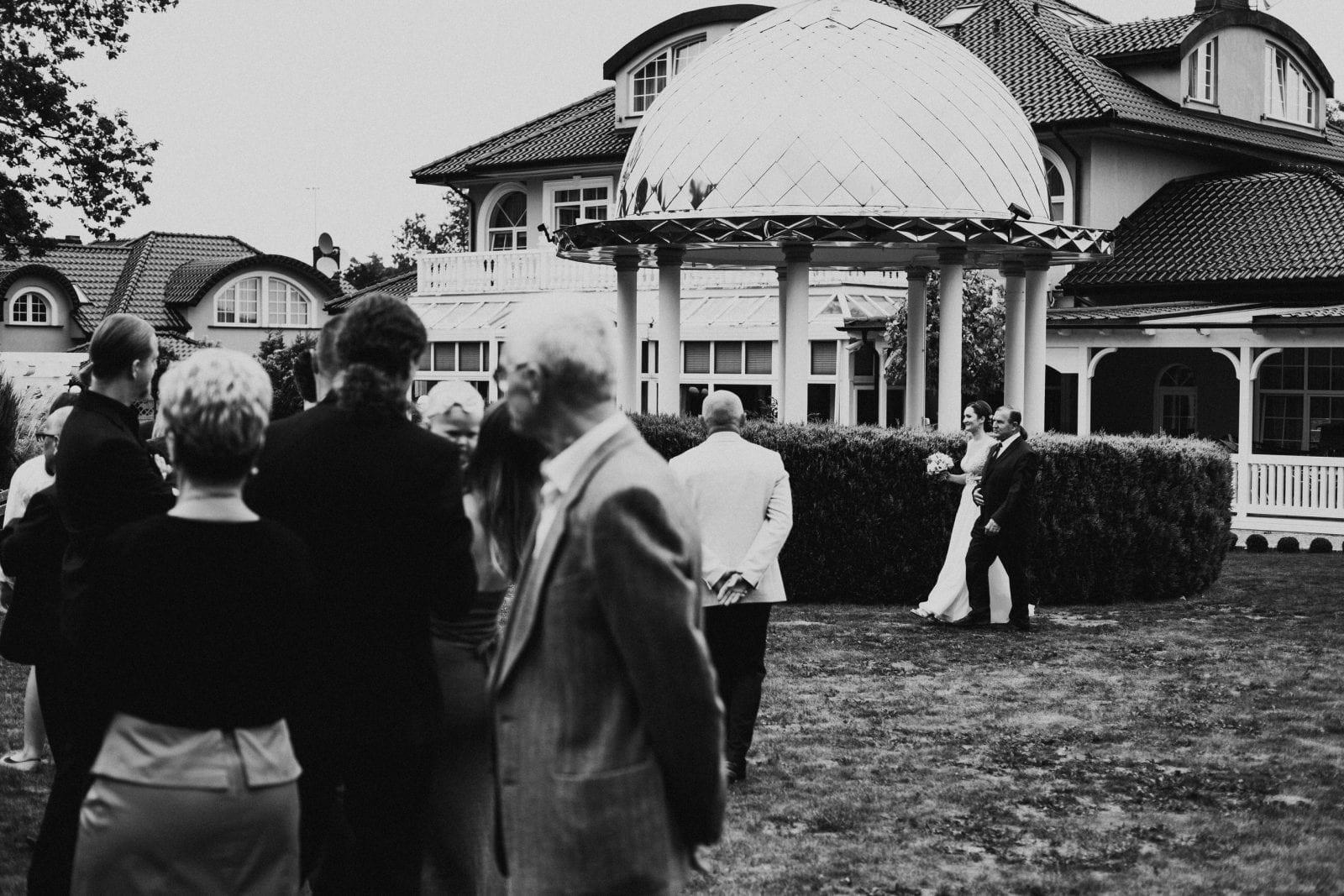 zdjęcia ślubne Dworek Hetmański, fotograf ślubny Szczecin
