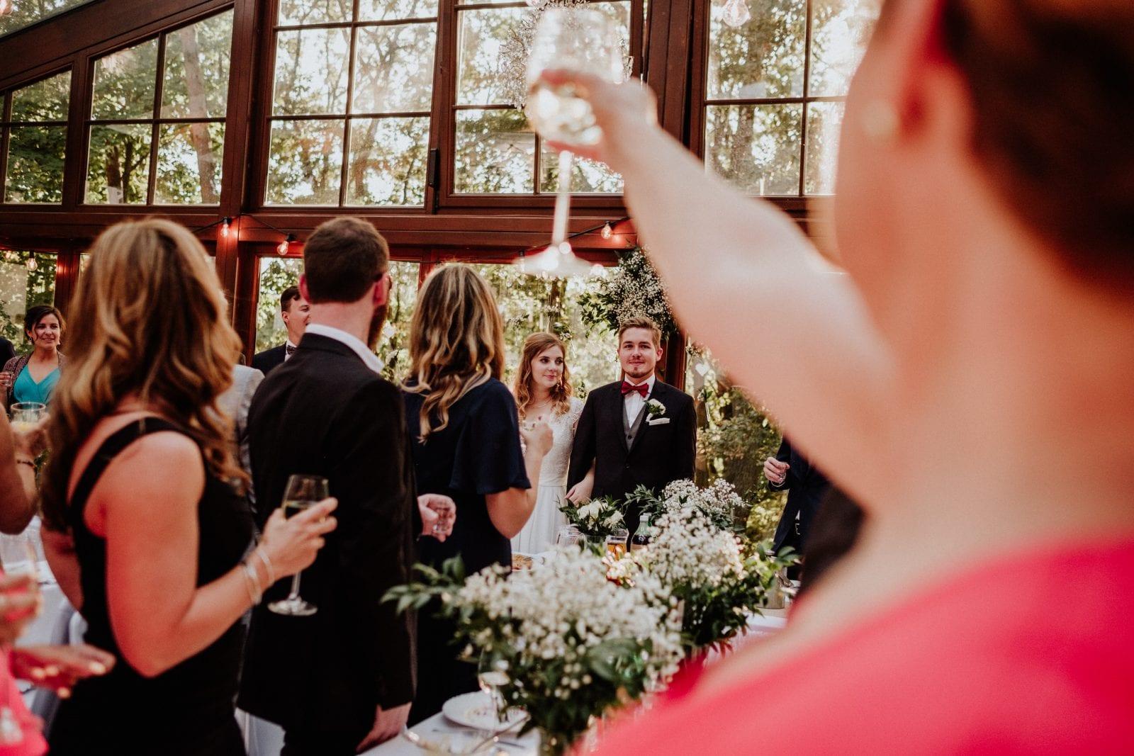 wesele w Leśnym Domu w Barlinku