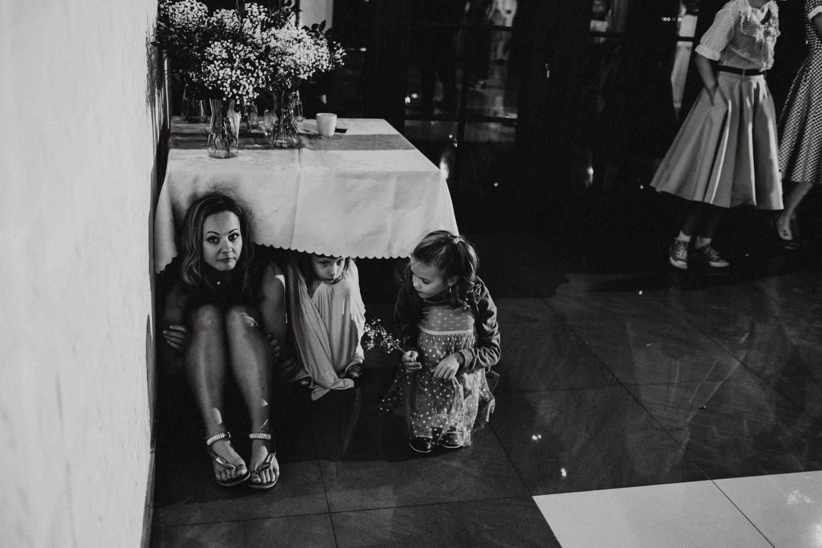 goście weselni i oczepiny