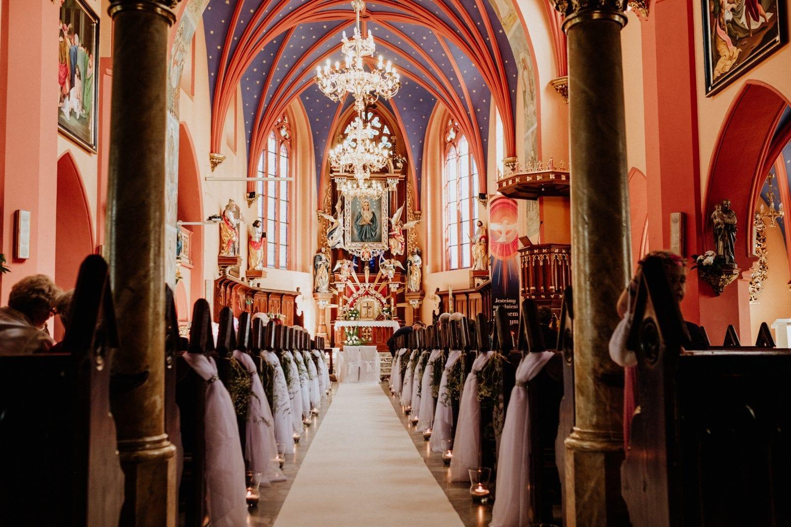 Barlinek Kościół Niepokalanego Serca NMP