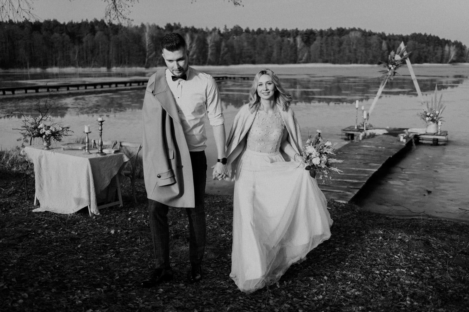 ślub w plenerze pomorskie