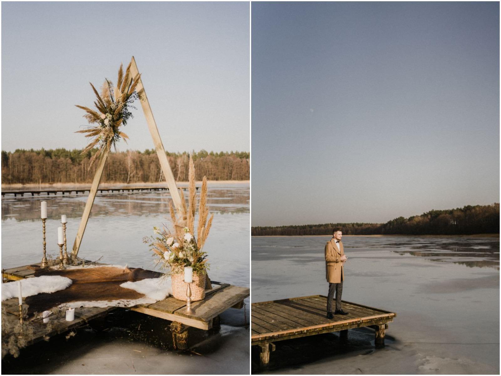 ślub w plenerze zachodniopomorskie