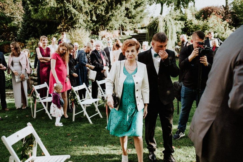 ślub plenerowy w Młynie nad Starą Regą