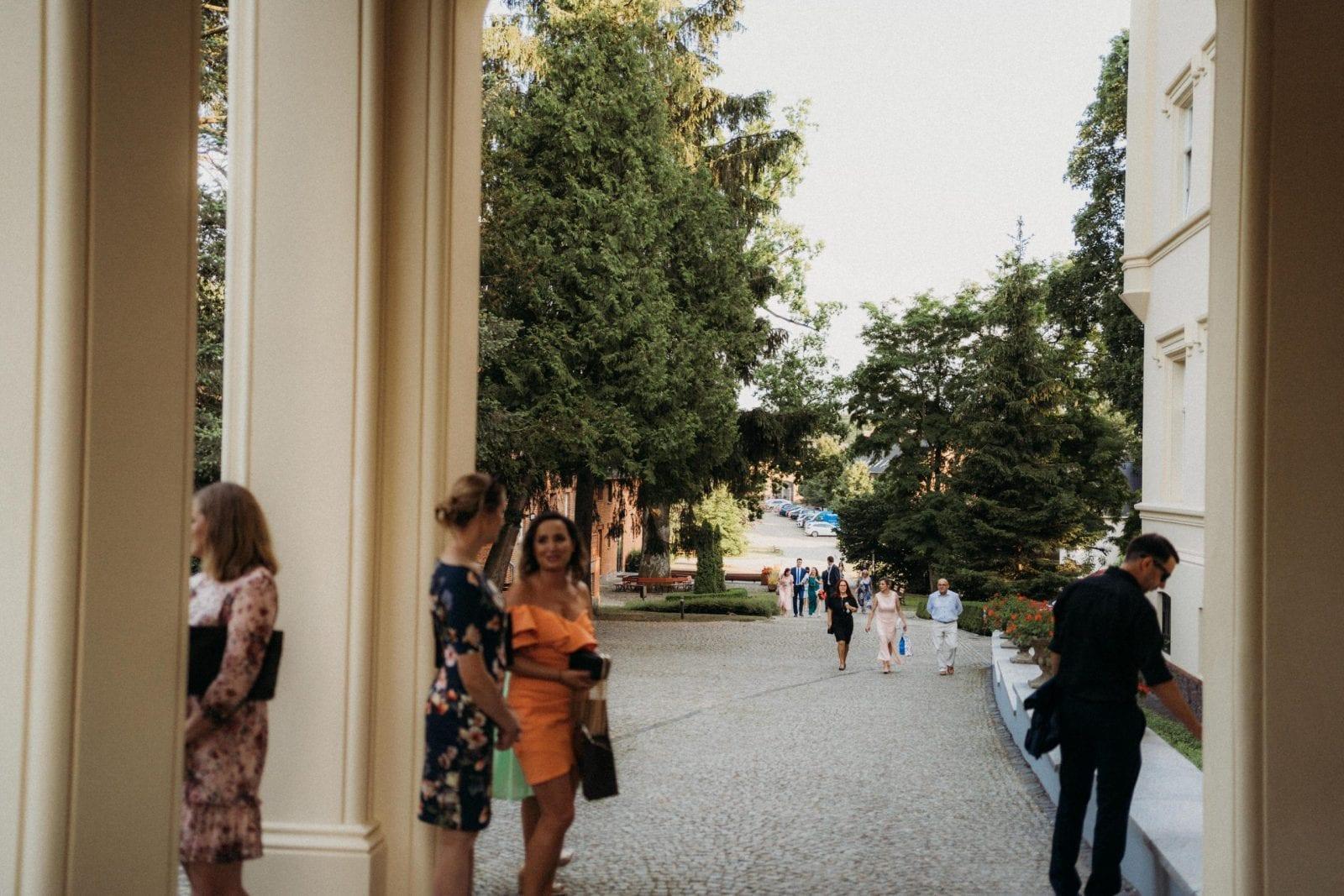 wesele w Pałacu Mierzęcin Wellness & Wine Resort