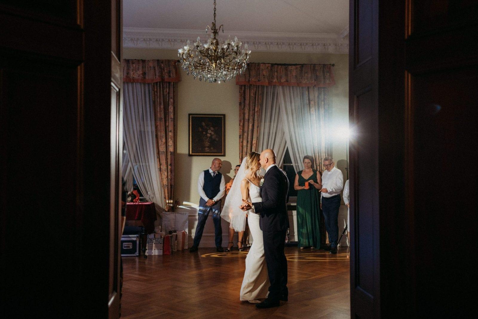 wesele w Pałacu Mierzęcin