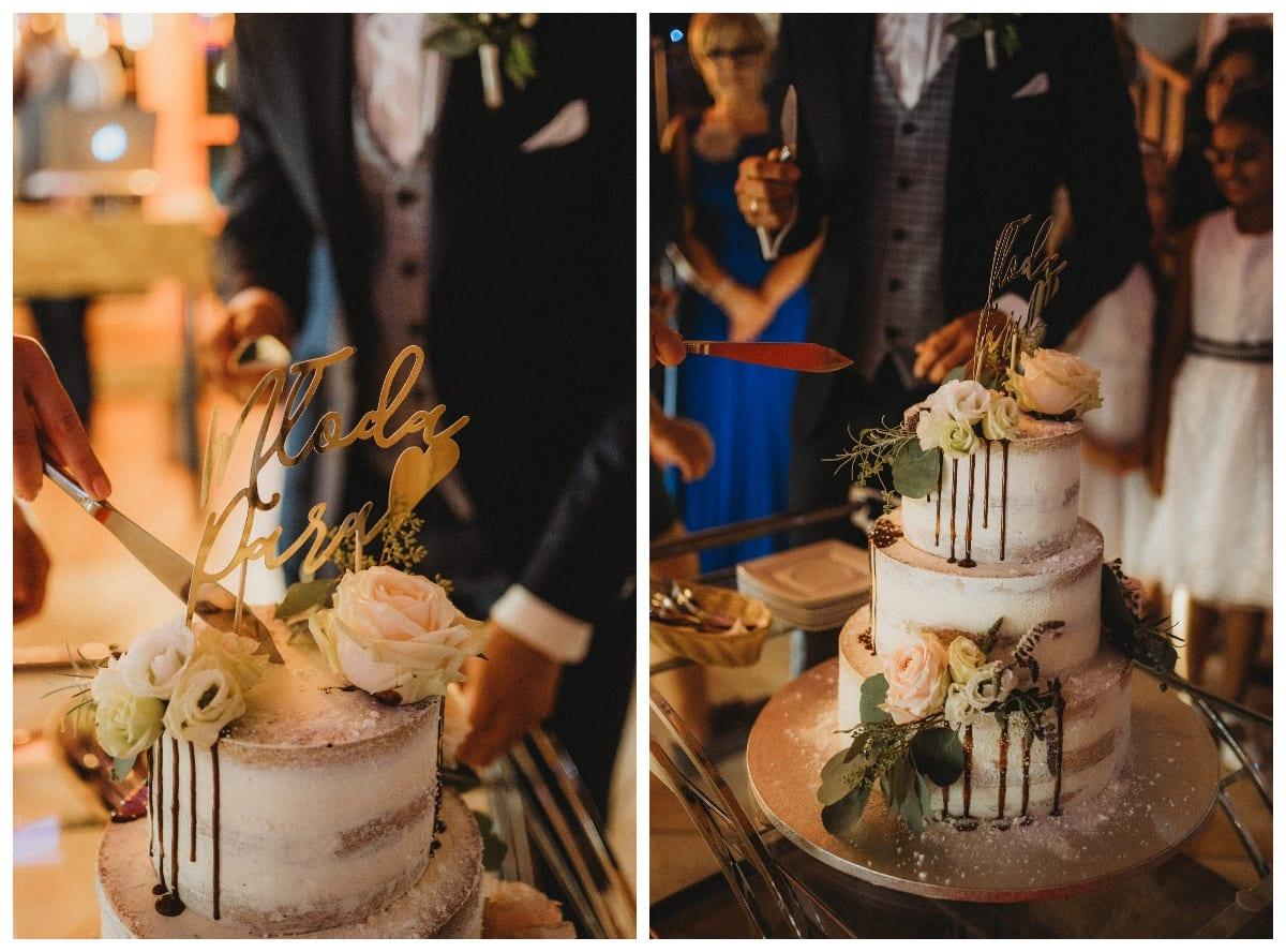 tort w Młynie nad Starą Regą