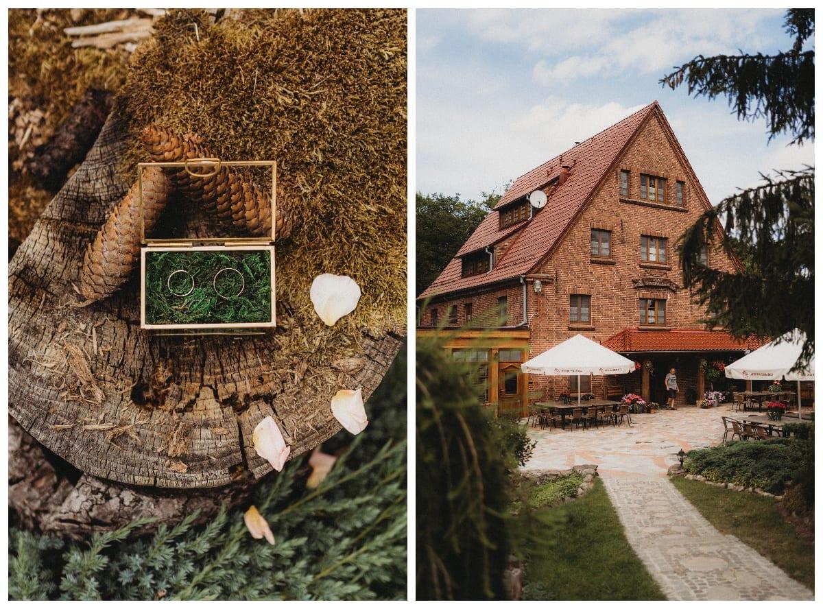 Nr 1 wesele w Starym Młynie nad Regą