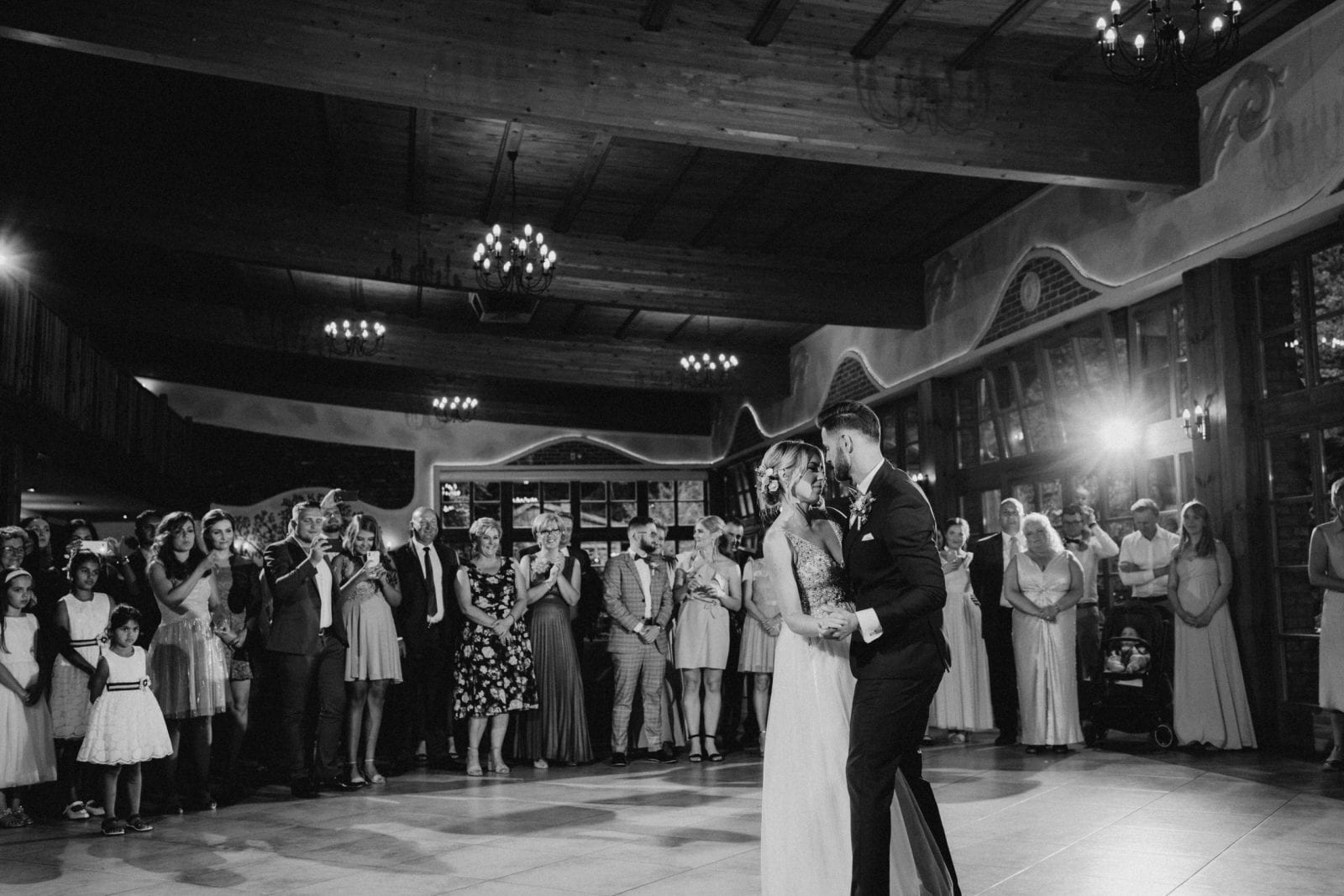 pierwszy taniec w Młynie nad Starą Regą