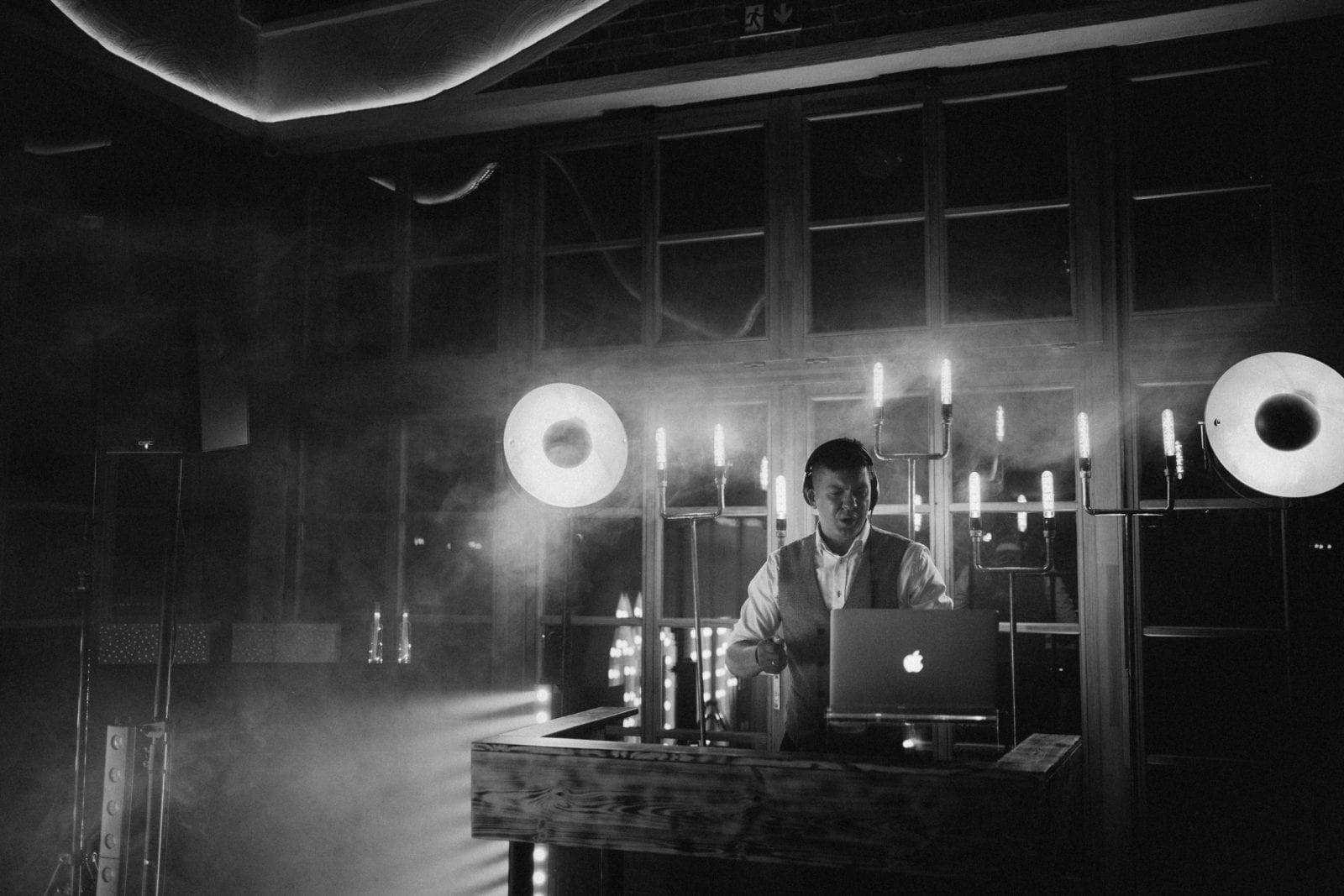 DJ Kapitan w Młynie nad Starą Regą