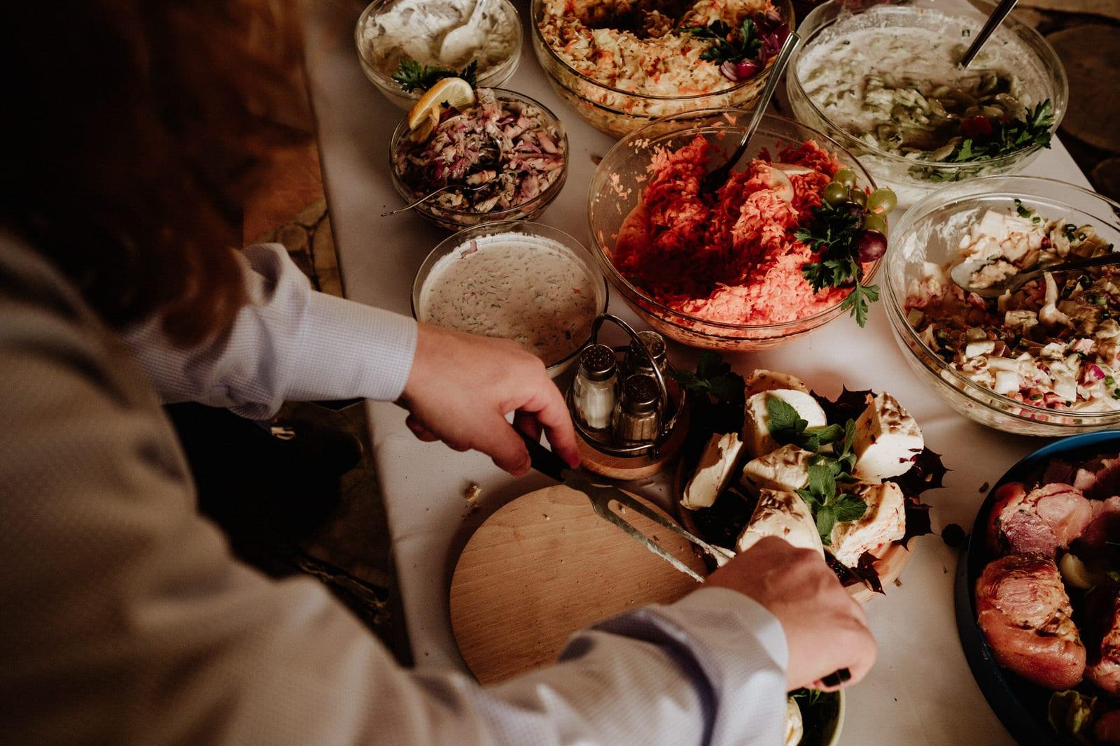 Młyn nad Starą Regą jedzenie
