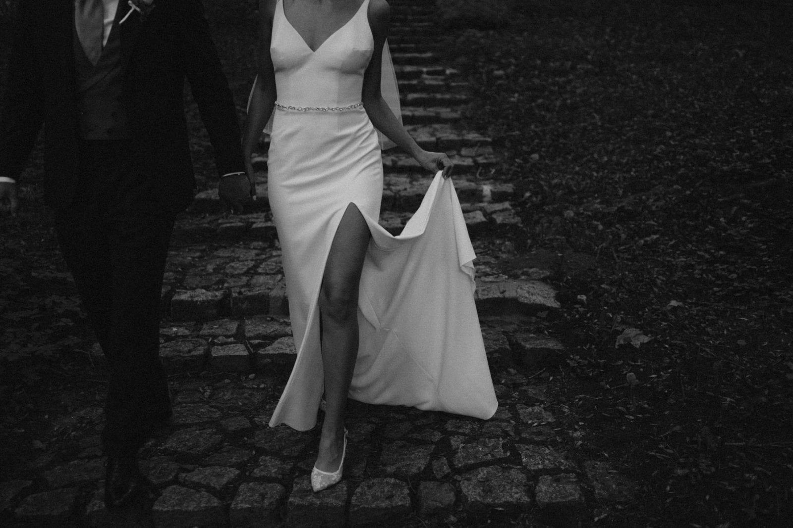 Viola Piekut suknia ślubna