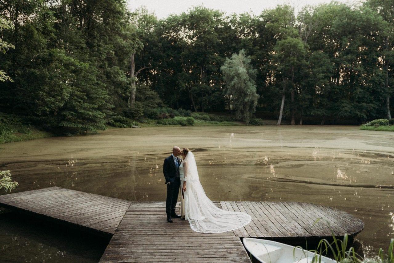 Pałac Mierzęcin sesja poślubna