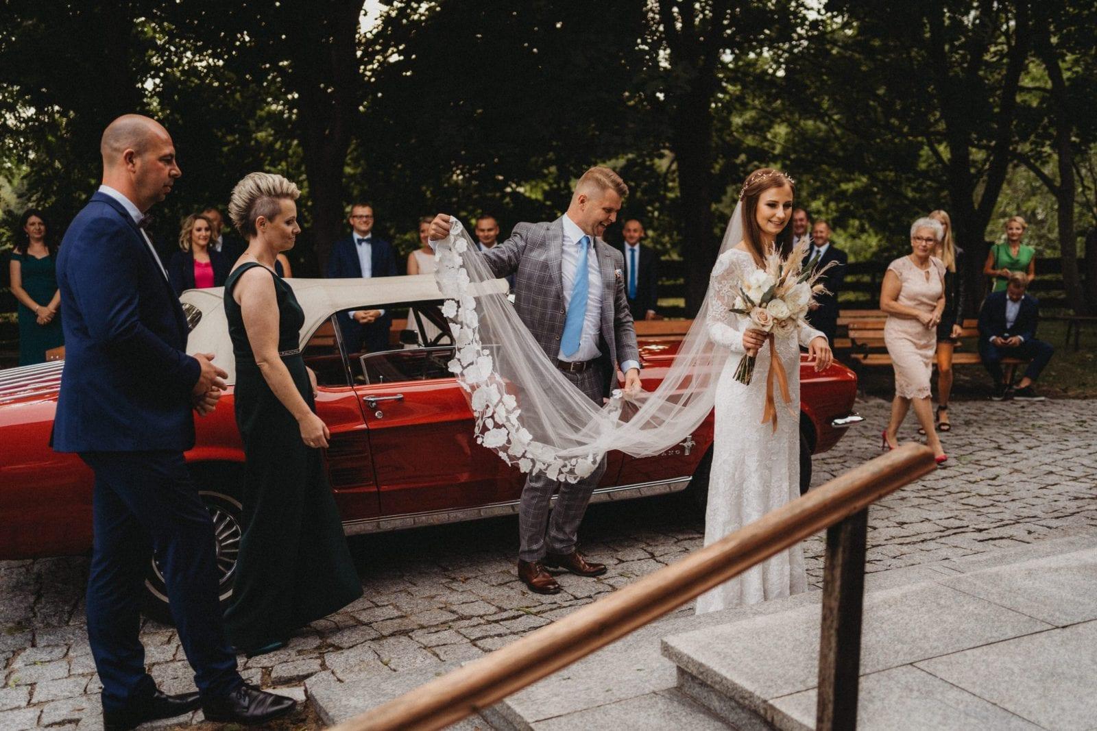 fotograf ślubny Toruń hotel Nicolaus