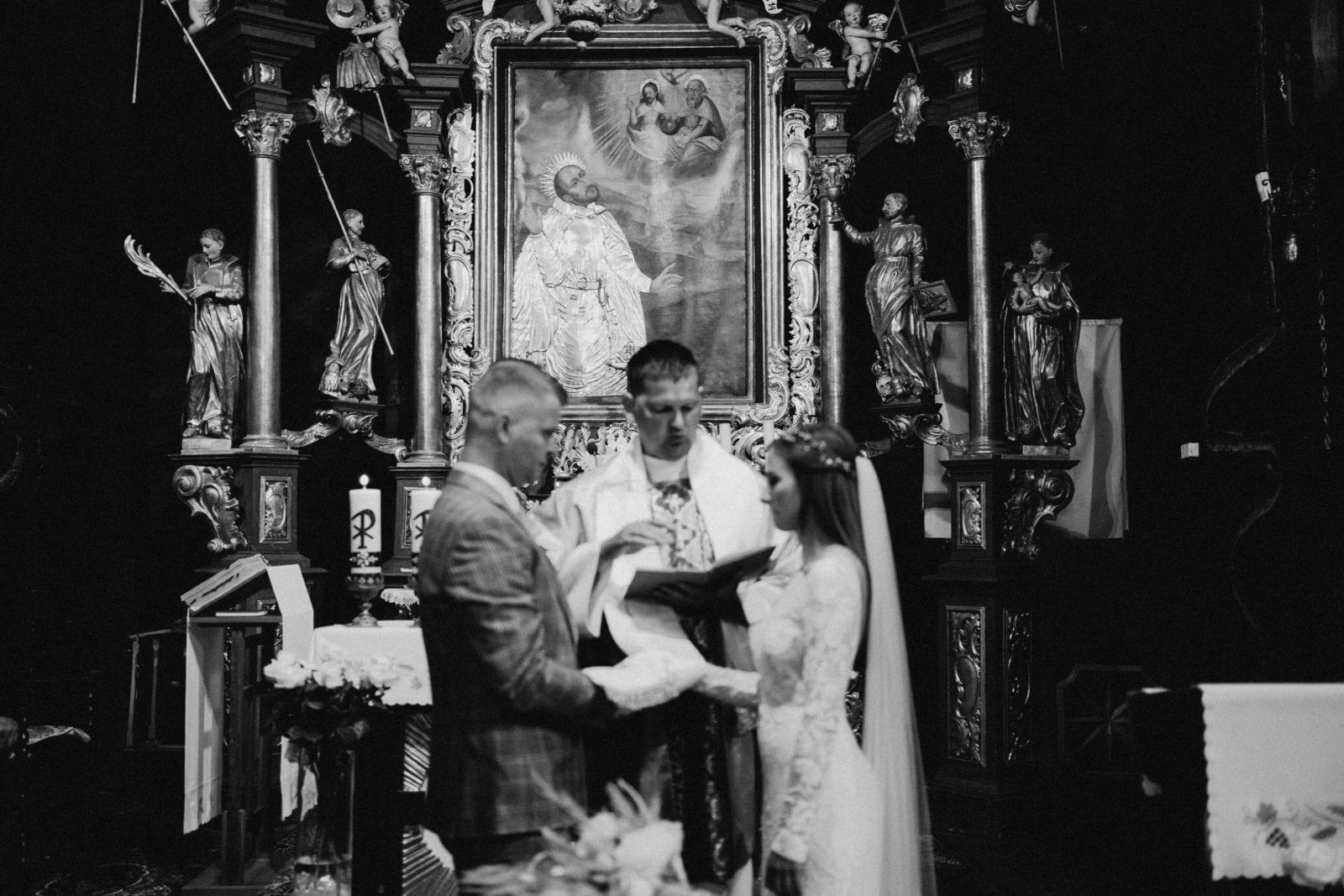 w którym kościele ślub w Toruniu
