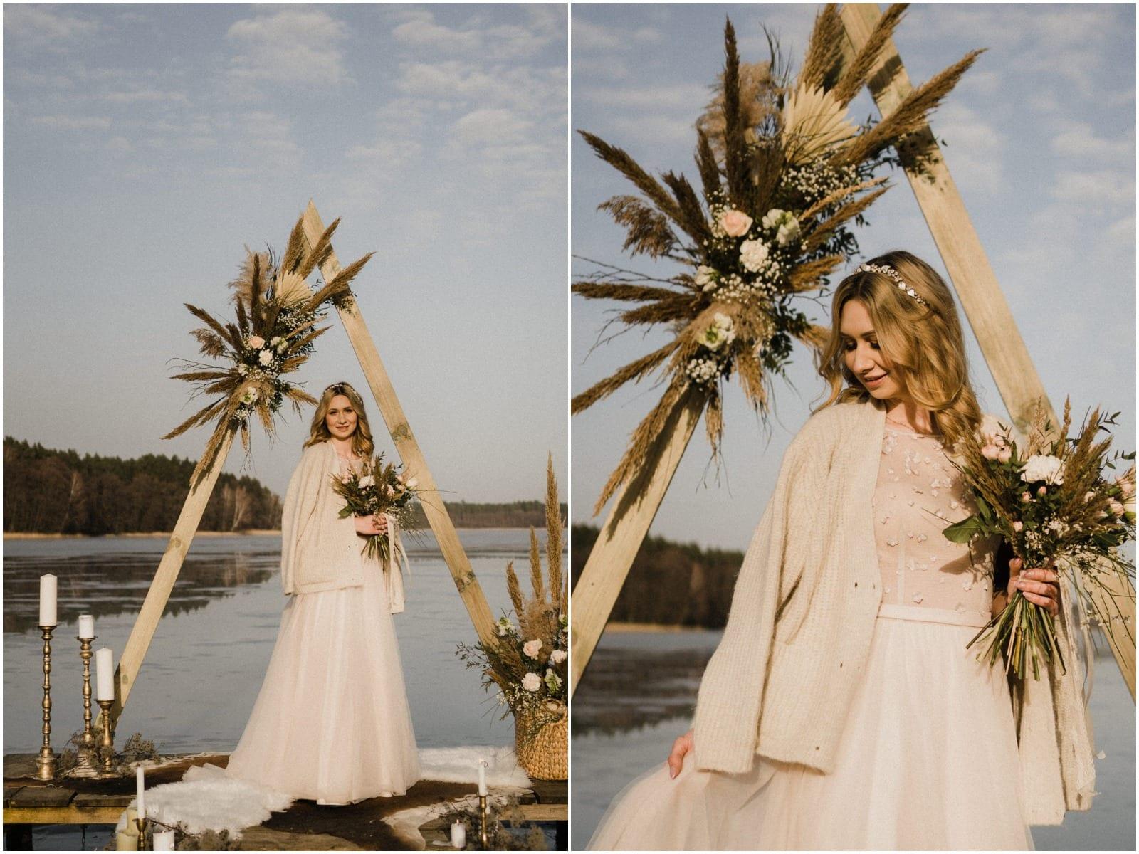 jaka suknia ślubna na Elopement?