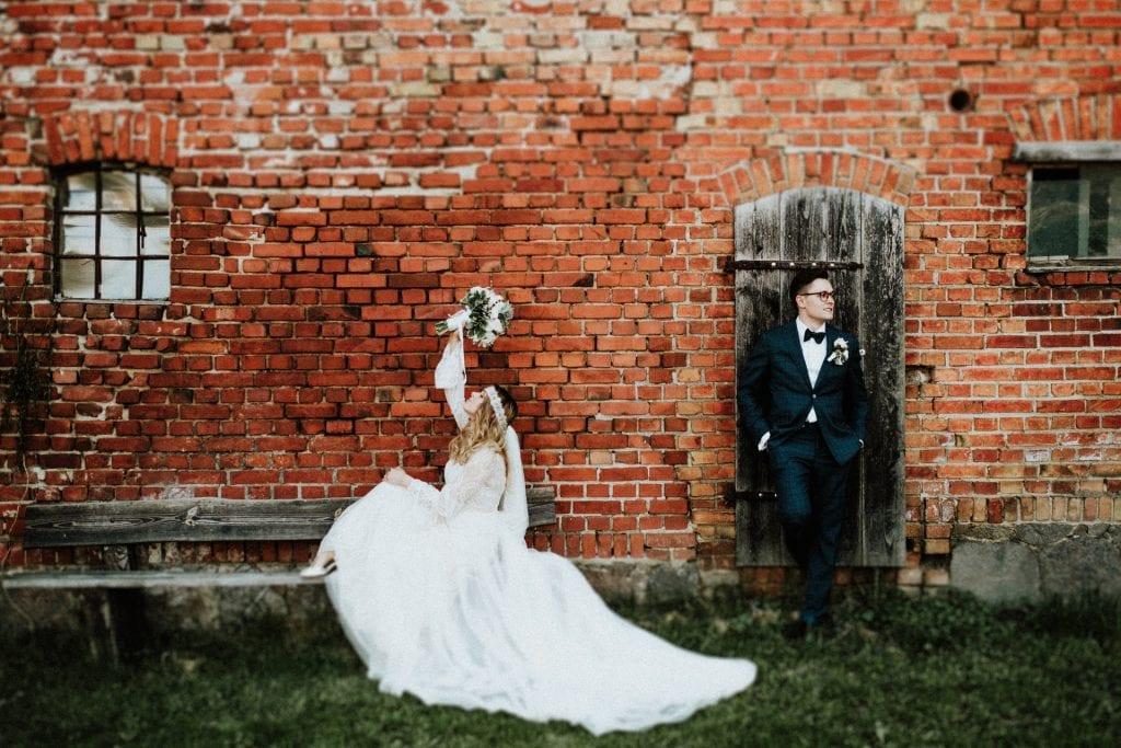 miejsca na sesję ślubną Poznań