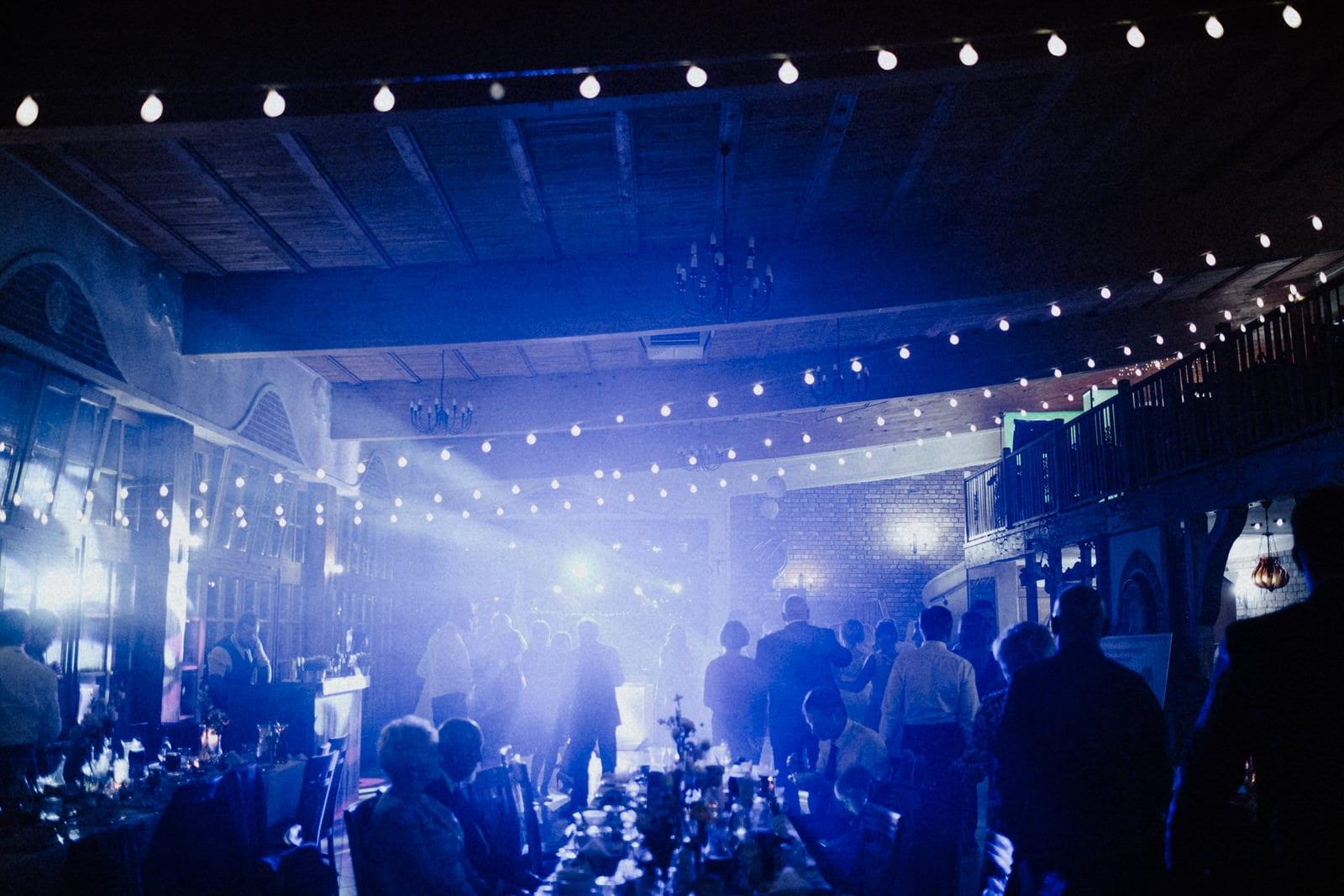 Sala weselna w Tarnowie
