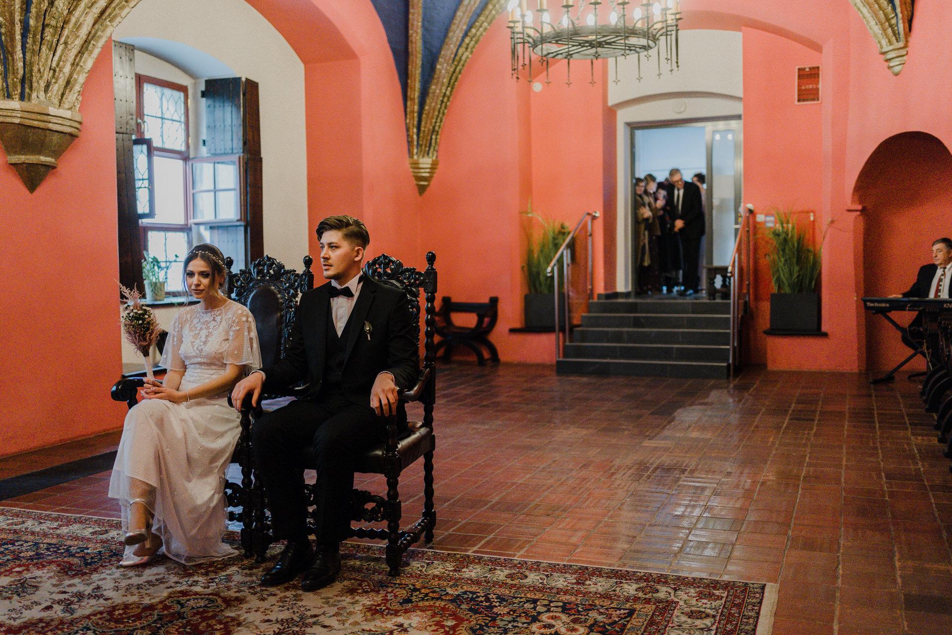 ślub cywilny szczecin zamek