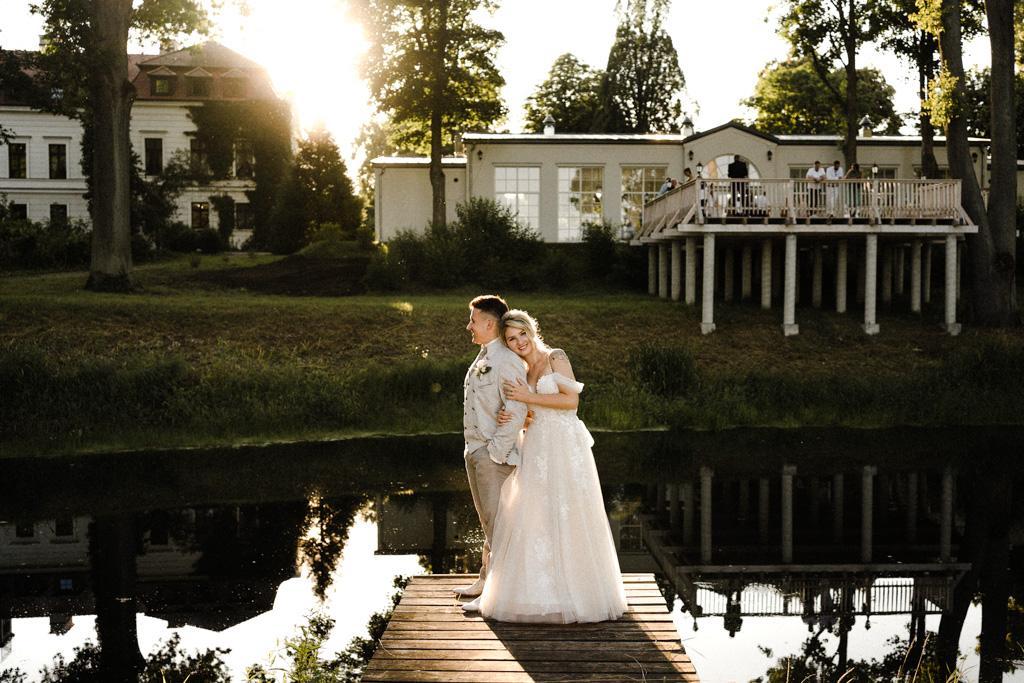 Pałac Wiejce wesele