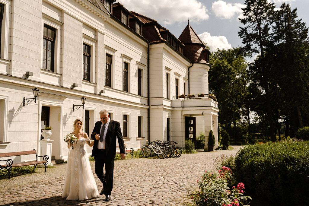 Wiejce Pałac