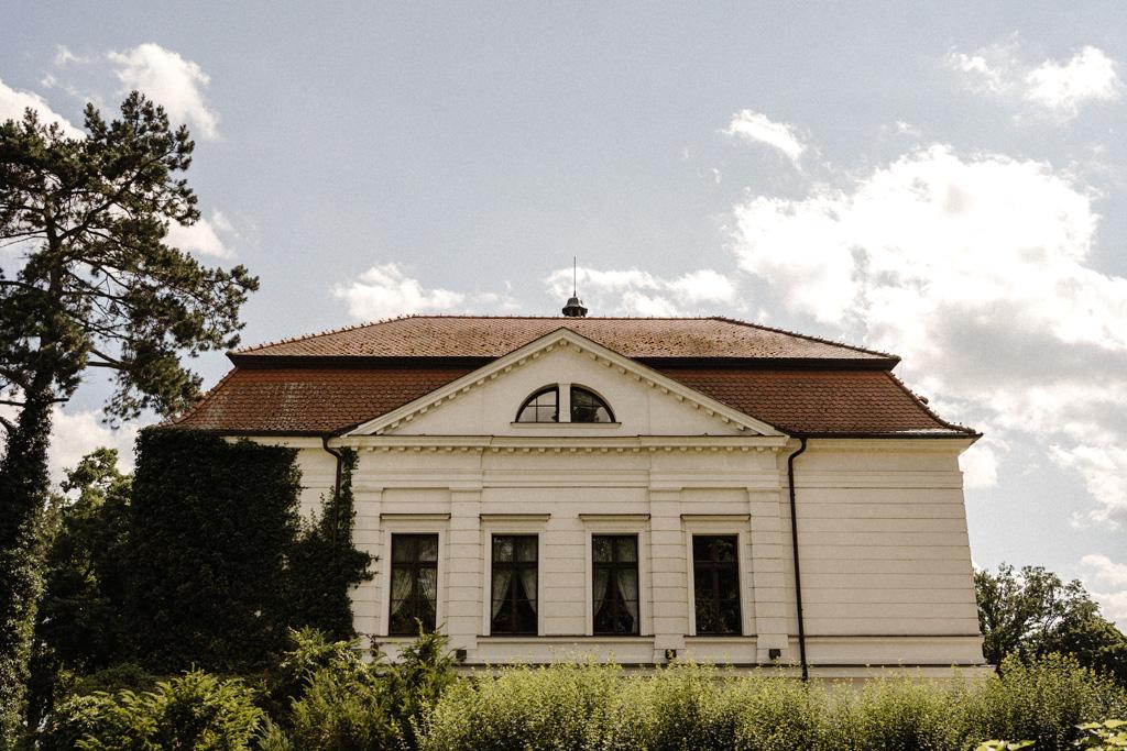 Pałac w Wiejcach